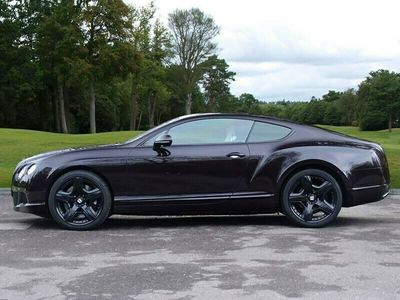used Bentley Continental GT MULLINER COUPE AUTO