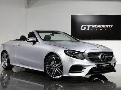 used Mercedes E350 E Class 2.0AMG Line Cabriolet G-Tronic+ (s/s) 2dr