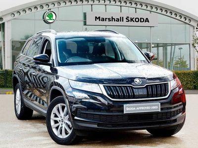used Skoda Kodiaq 2.0TDI (150ps) 4X4 SE (5 seats) SCR DSG SUV