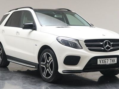 used Mercedes GLE500 GLE Class 3L AMG LineV6