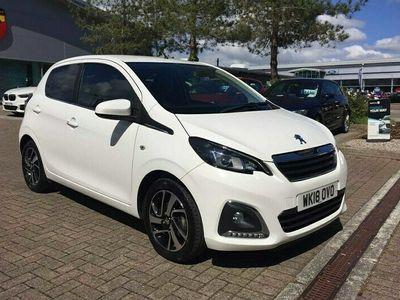 used Peugeot 108 1.2 PureTech Allure 5dr