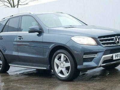 used Mercedes ML250 M-ClassCDi BlueTEC AMG Sport 5dr Auto Bluetooth 2.2