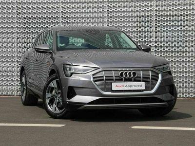 used Audi E-Tron - Sport 50 quattro 230,00 kW 5dr