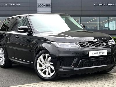 used Land Rover Range Rover Sport 3.0 Sdv6 Hse Dynamic 5Dr Auto [7 Seat]