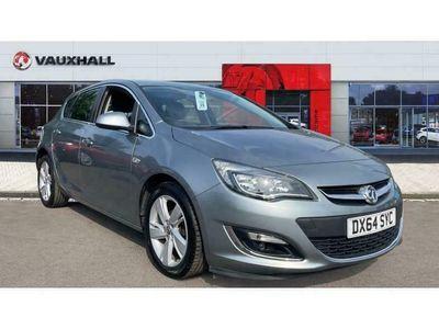 used Vauxhall Astra 1.6i 16V SRi 5dr Petrol Hatchback