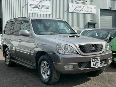 used Hyundai Terracan 2.9 CRTD Limited Edition 5dr