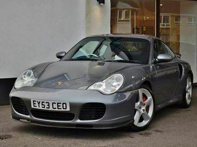 used Porsche 911 3.6 Turbo Coupe