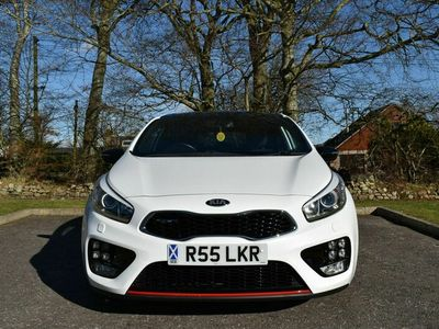 used Kia pro_cee'd GT 1.6 T-GDi 1st Edition 3dr