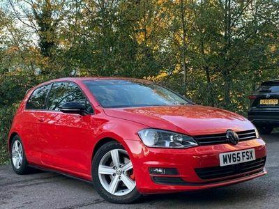 used VW Golf 1.4 TSI BlueMotion Tech Match (s/s) 3dr