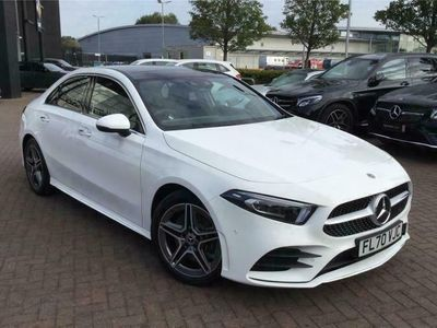 used Mercedes A250 A CLASS SALOONAMG Line Premium Plus 4dr Auto