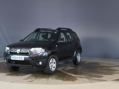 used Dacia Duster Estate 1.5 dCi (110bhp) Ambiance 5d