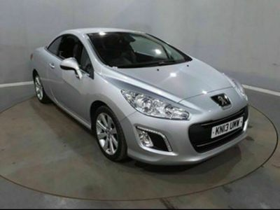 used Peugeot 308 CC 1.6 e-HDi Active (s/s) 2dr (Nav)
