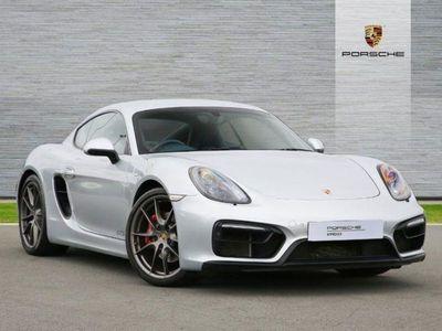 used Porsche Cayman 3.4 Gts 2Dr Pdk