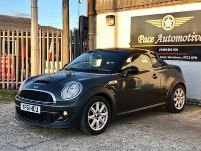 used Mini Cooper SD Coupé 2.0 3dr
