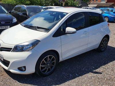 used Toyota Yaris 1.33 VVT-i Trend M-Drive S 5dr