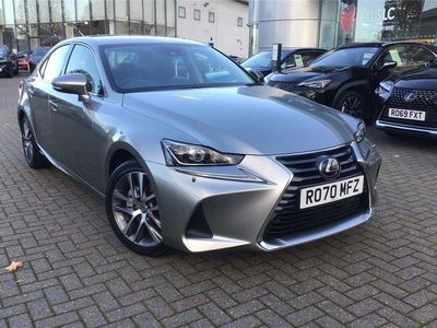 used Lexus IS300 2.5 IS E-CVT (s/s) 4dr