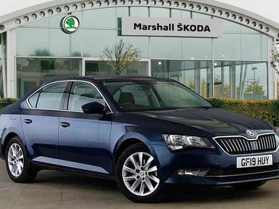used Skoda Superb 2.0 TDI SCR (150ps) SE Hatchback 5dr