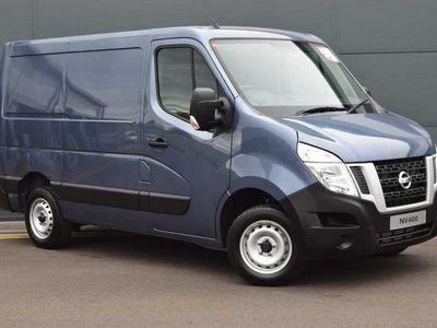 used Nissan NV400 2.3 Dci 110Ps H1 Se Van
