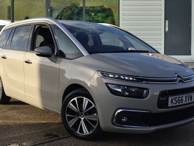 used Citroën Grand C4 Picasso 1.6 BlueHDi Flair EAT6 (s/s) 5dr diesel estate