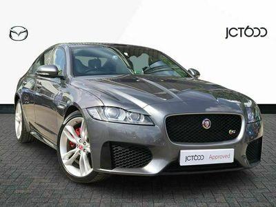 used Jaguar XF D V6 S diesel saloon