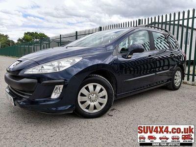 used Peugeot 308 1.6 SW S 5d 120 BHP