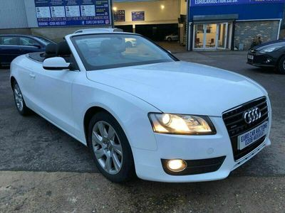 used Audi A5 Cabriolet Cabriolet 3.0 TDI SE S Tronic quattro 2dr