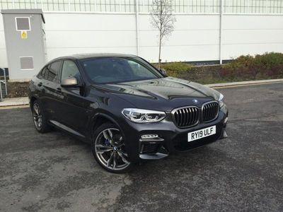 used BMW X4 DIESEL ESTATE xDrive M40d 5dr Step Auto
