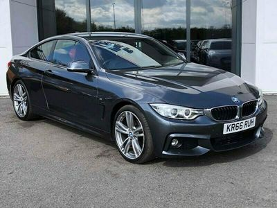 used BMW 418 4 SeriesM Sport Coupe 2016