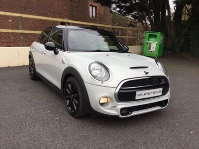used Mini Cooper S Hatch 2.05Dr Auto hatchback 2015