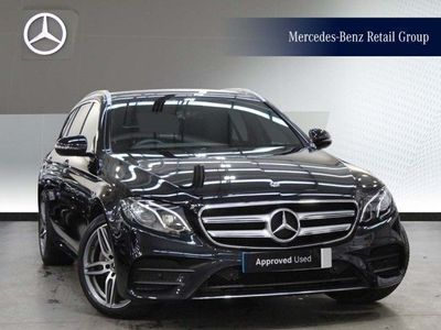 used Mercedes E200 E-ClassAmg Line 5Dr 9G-Tronic