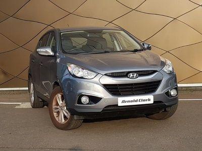 used Hyundai ix35 1.6 GDI Style 5dr 2WD