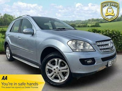used Mercedes ML350 M Class 3.5SE 7G-Tronic 5dr