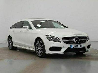 used Mercedes CLS220 AMG Line Premium 5dr 7G-Tronic 2.2