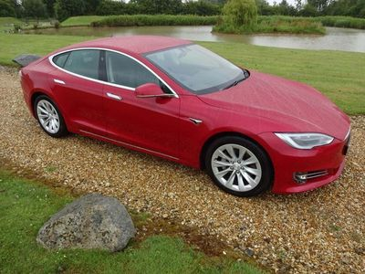 used Tesla Model S 75D Auto 4WD 5dr