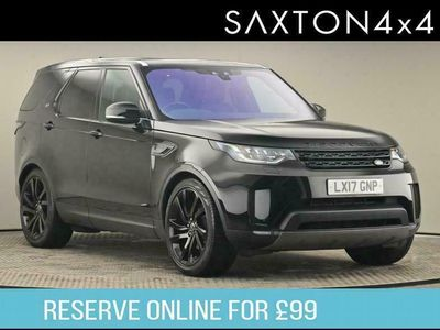 used Land Rover Discovery 3.0 TD V6 HSE Luxury Auto 4WD (s/s) 5dr