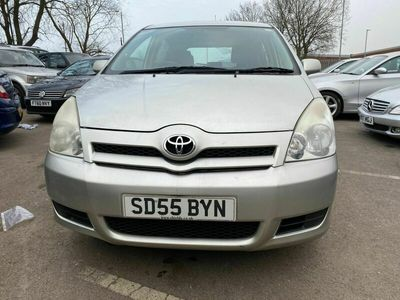 used Toyota Corolla Verso 2.0 D-4D T2 5dr