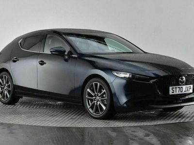used Mazda 3 2.0 (122) GT SPORT TECH 5dr
