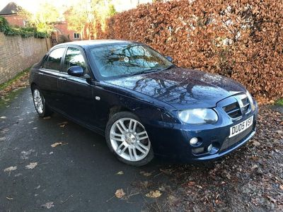 used MG ZT 2.5 180 + Sports 4dr
