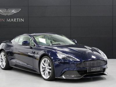used Aston Martin Vanquish COUPE V12 [568] 2+2 2DR TOUCHTRONIC AUTO