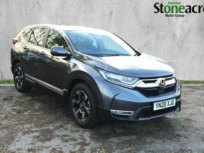 used Honda CR-V I-Mmd Se 2.0 h i-MMD SE SUV 5dr Petrol Hybrid eCVT (s/s) (184 ps)