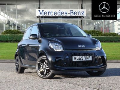 used Smart ForFour EQ5dr