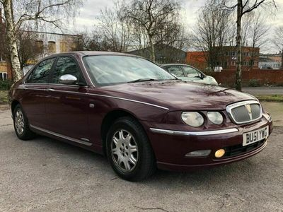 used Rover 75 2.0 V6 Connoisseur 4dr