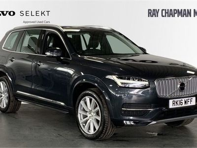 used Volvo XC90 II D5 Inscription (Air Suspension, Intellisafe & Winter Packs)