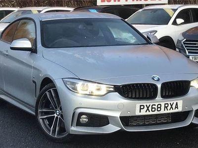 used BMW 420 4 Series d [190] M Sport 2dr Auto [Professional Media] 2.0