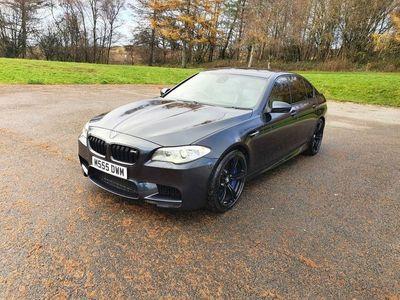 used BMW M5 4.4 V8 4dr