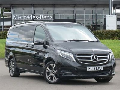 used Mercedes V220 V Classd Sport 5dr Auto [Long] 2.2