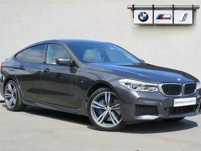 used BMW 630 i GT M Sport
