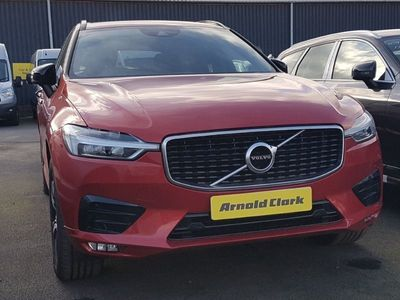 used Volvo XC60 2.0 D4 Momentum Pro 5dr Geartronic Auto