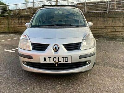 used Renault Modus Hatchback 1.2 TCE Dynamique S 5d