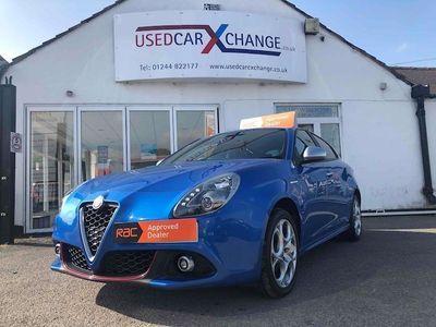 used Alfa Romeo Giulietta 1.4 TB 120hp Sport 5dr